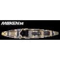 Fishing kayak FEELFREE MOKEN 14