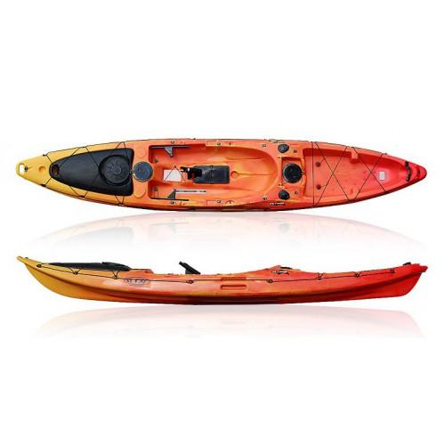 Fishing kayak RTM K-LARGO LUXE