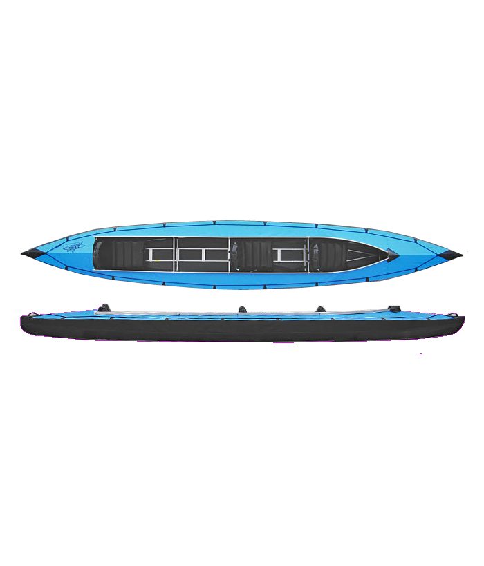 Folding kayak NERIS 3