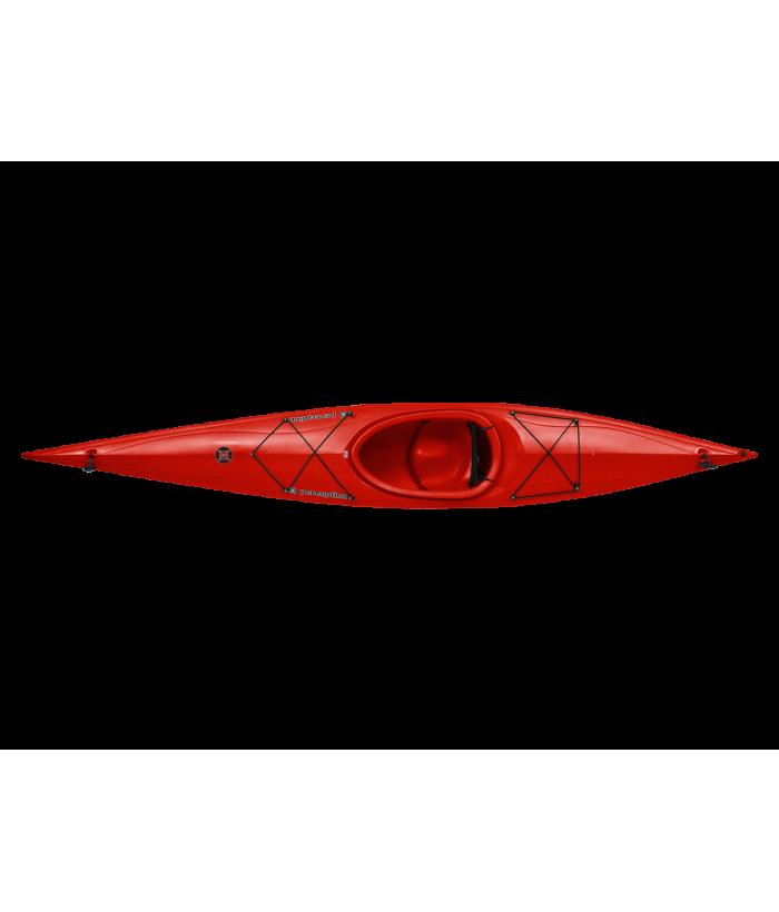 Solo kayak PERCEPTION CAROLINA 12 XS