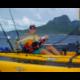 Solo kayak HOBIE MIRAGE ADVENTURE ISLAND