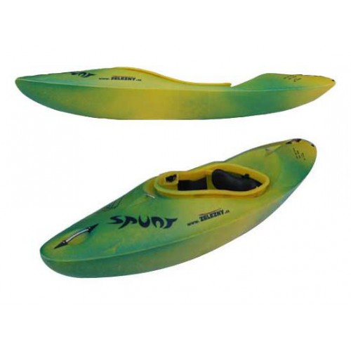 WW kayak ZELEZNY SPUNT Club