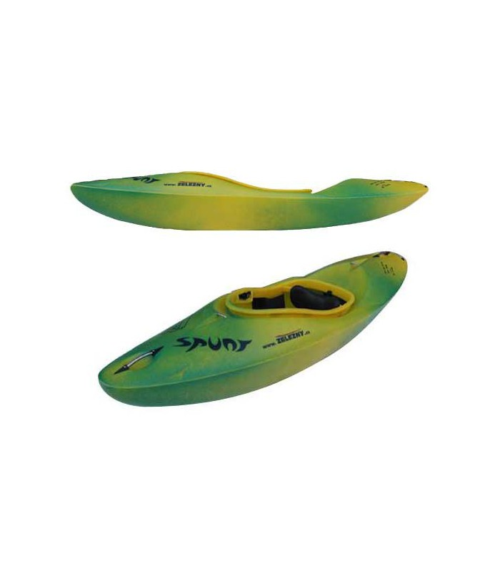 WW kayak ZELEZNY SPUNT Club