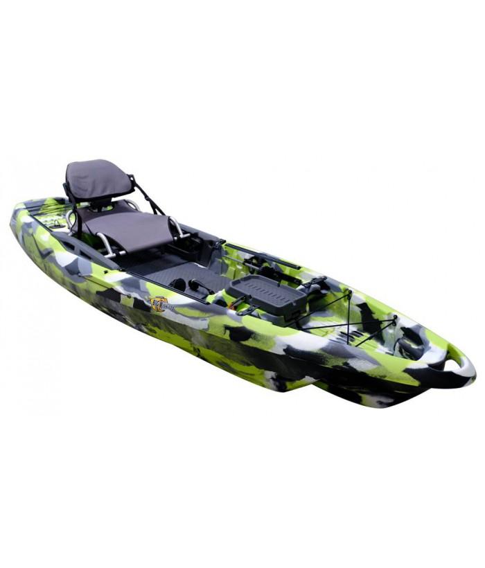 Fishing kayak 3WATERS BIG FISH 120