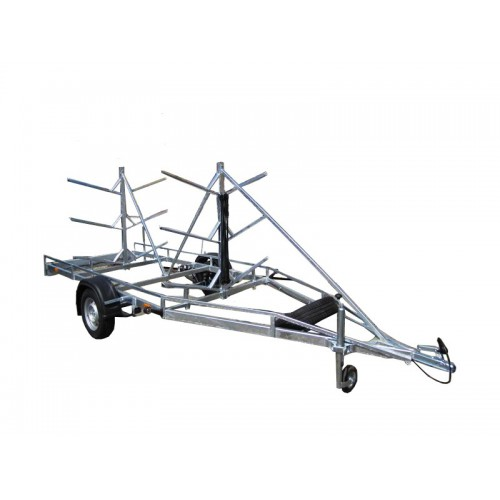 Kayak trailer MASTER-TECH KAYAK-6