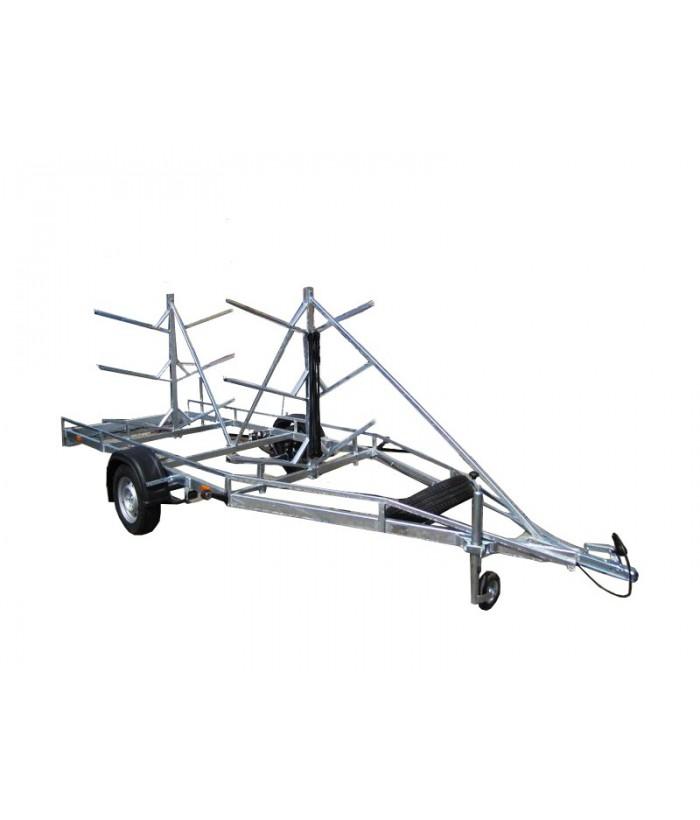 Kayak trailer MASTER-TECH KAYAK-6