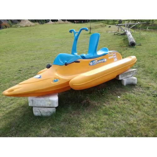 Used pedal boat BARACUDA BK-100
