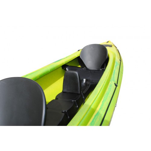 Child seat / backrest for FREELAND kayak