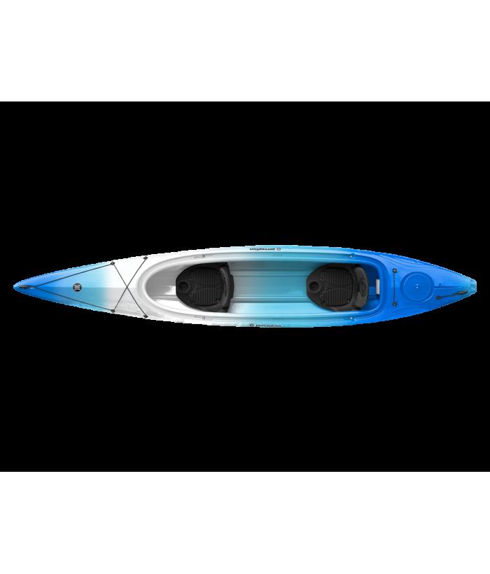 Tandem kayak PERCEPTION PRODIGY II 14.5 TANDEM RENTAL