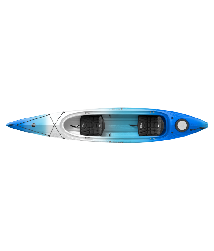 Tandem kayak PERCEPTION PRODIGY ll 14.5 TANDEM