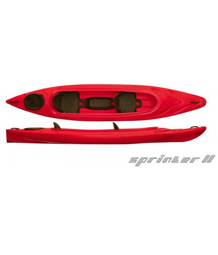 Tandem kayak ROTEKO SPRINTER II LUX