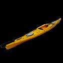 Solo kayak MOLAKE 17 w/rudder