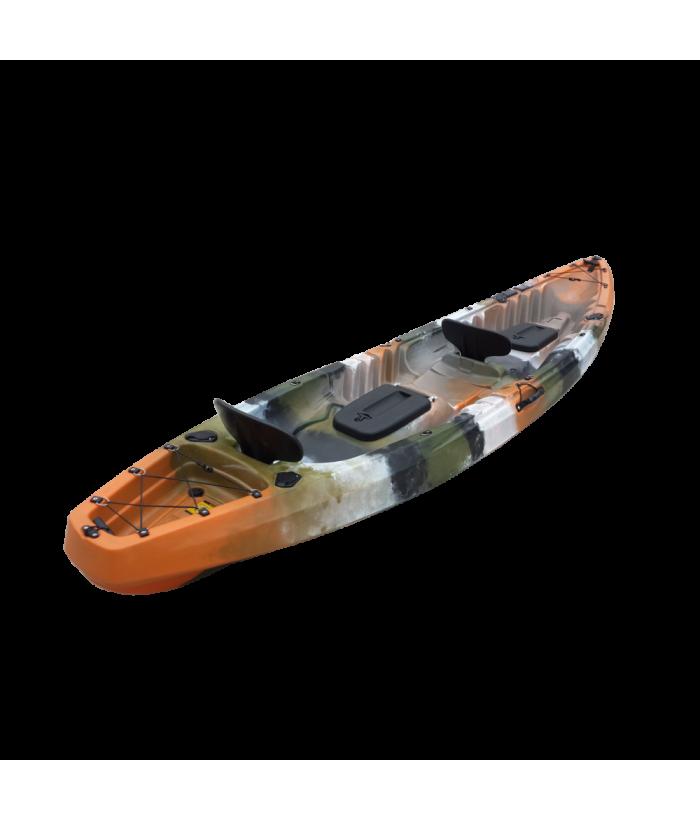 tandem SOT kayak TWAIN