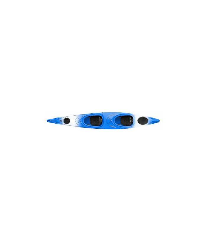 Tandem kayak WAVESPORT HORIZON BLACK-OUT