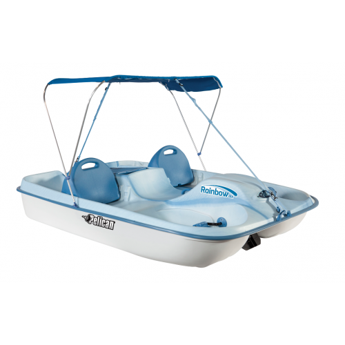 Pedal boat PELICAN RAINBOW DLX
