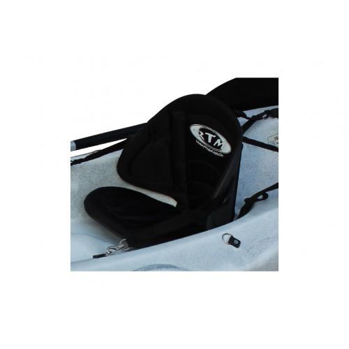Universal nylon RTM SOT seat
