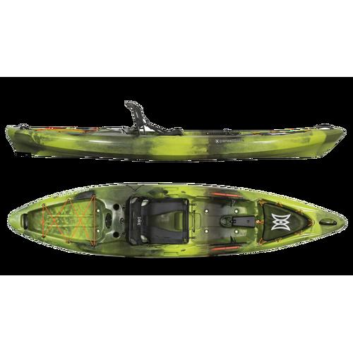 Fishing kayak PERCEPTION PESCADOR PRO 12.0