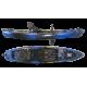 Žvejybinė minama baidarė PERCEPTION PESCADOR PILOT 12.0