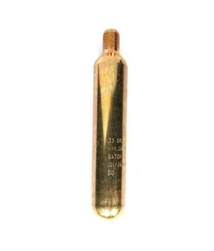 Spare 33 gram CO2 cylinder