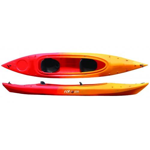 Tandem kayak ROTOATTIVO CALYPSO BASIC