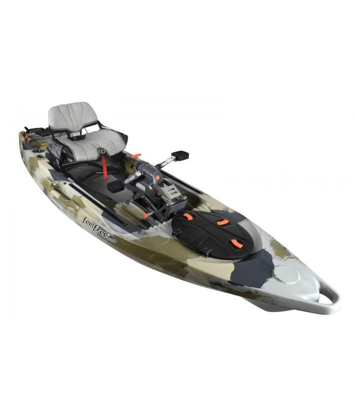 Fishing kayak FEELFREE LURE 11.5 OVERDRIVE