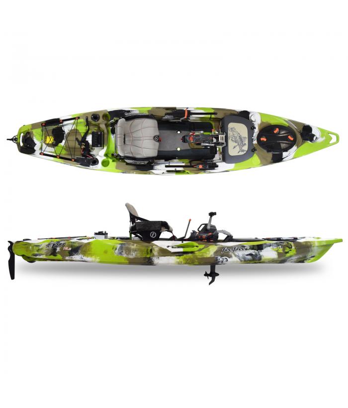 Fishing Kayak Feelfree Lure 13 5 Overdrive