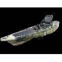 Fishing kayak FISHER PEDAL 12.6