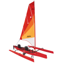 Tandem kayak HOBIE MIRAGE TANDEM ISLAND