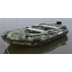 Inflatable PVC boat AMONA PM SY-300W CAMO