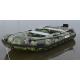 Pripučiama PVC valtis AMONA PM SY-300W CAMO