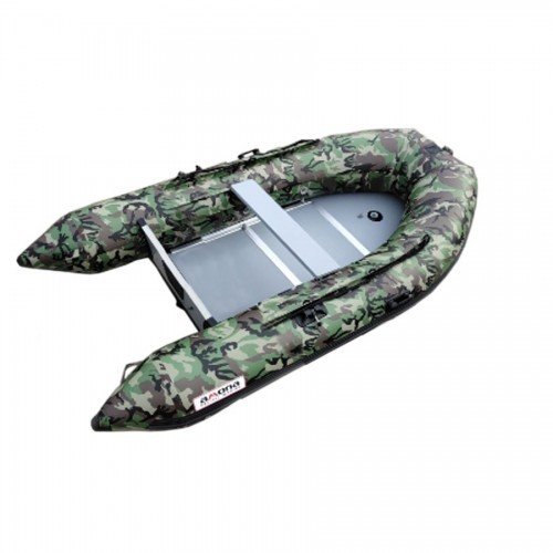 Inflatable PVC boat AMONA PM SY-380W CAMO