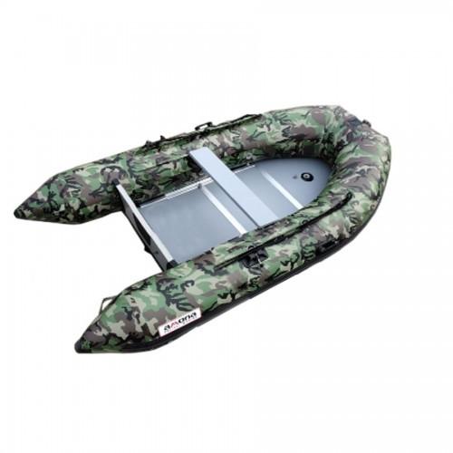 Inflatable PVC boat AMONA PM SY-380W CAMO
