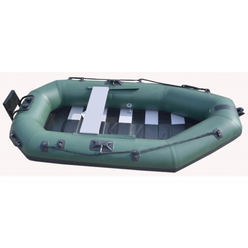 Inflatable PVC boat AMONA PM F-260TS