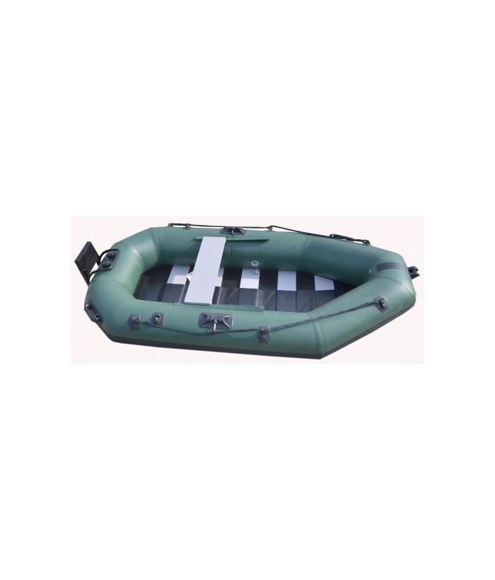 Inflatable PVC boat AMONA PM F-260TS