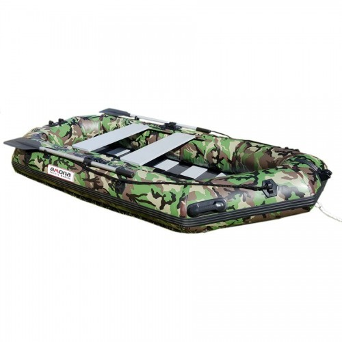 Inflatable PVC boat AMONA PM F-300TS CAMO