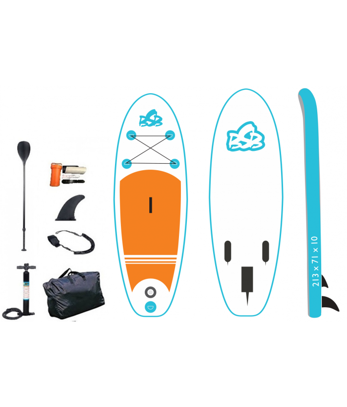 Inflatable SUP board BSB CHILD 7.0 LITE