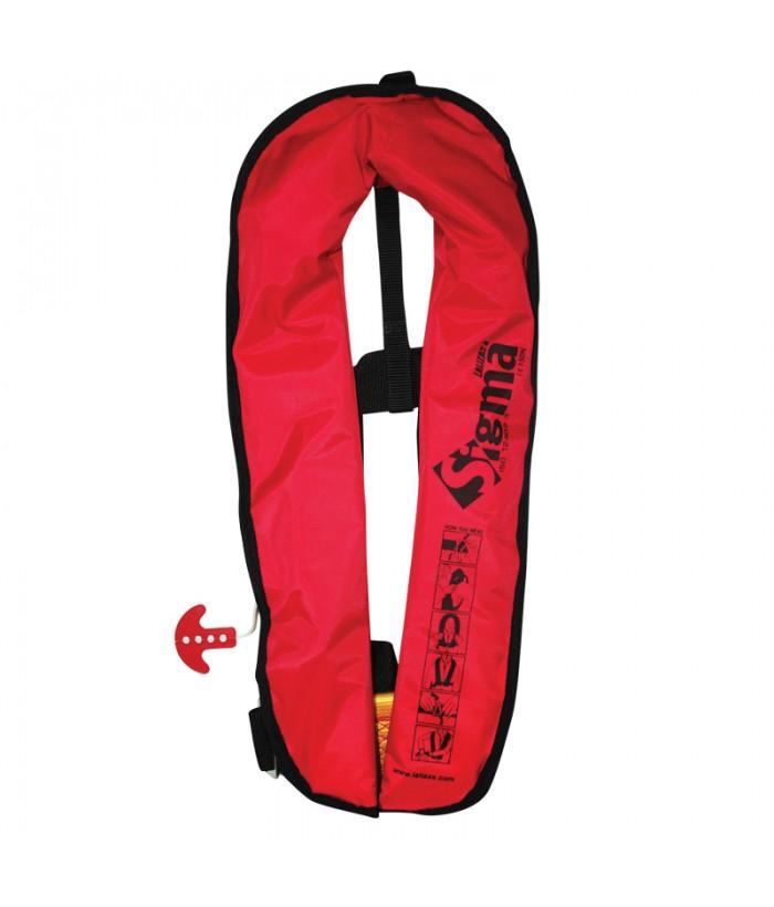 Inflatable buoyancy aid LALIZAS SIGMA 170N MANUAL
