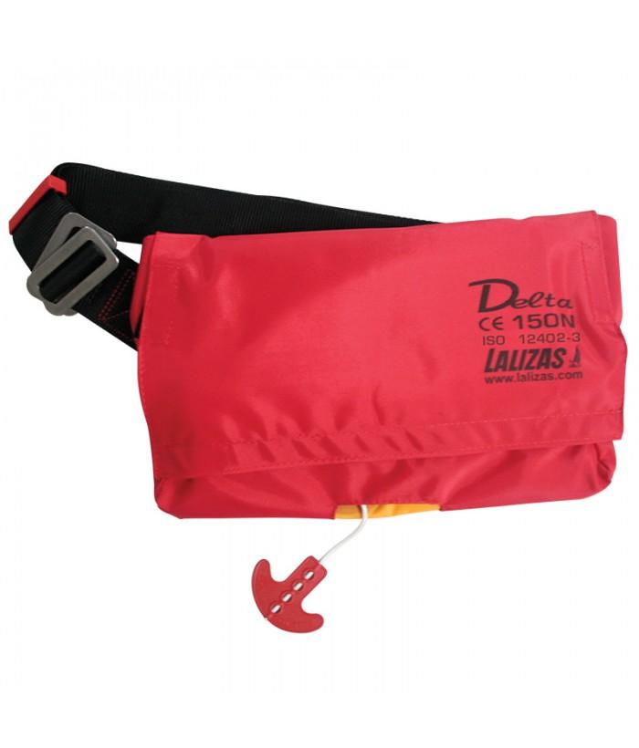 Inflatable buoyancy aid LALIZAS DELTA BELT-PACK 150N  MANUAL