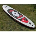Ex-display inflatable SUP board WILDSUP SLIDING PENGUIN 9.0