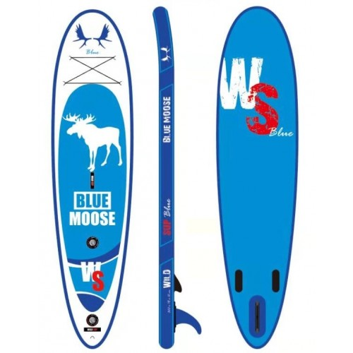 Inflatable SUP board WILDSUP BLUE MOOSE 10.6
