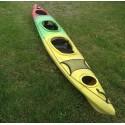 Used TRIPLE kayak TRIO