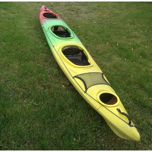 Used triple seat kayak TRIO