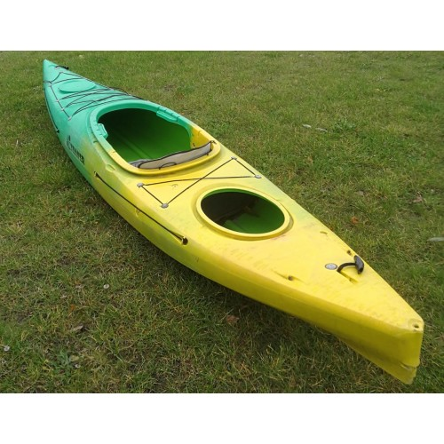 Used solo kayak AQUARIUS TRAPER EX