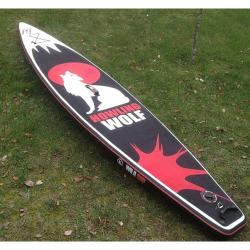Ex-display inflatable SUP board WILDSUP HOWLING WOLF 12'6