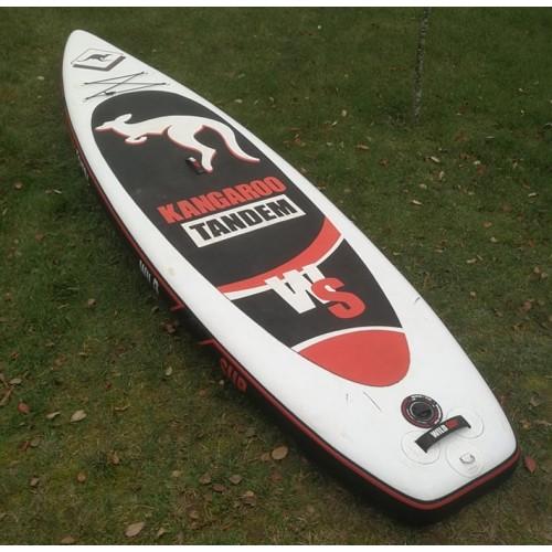 Inflatable SUP board set WILDSUP KANDAROO TANDEM 12.9
