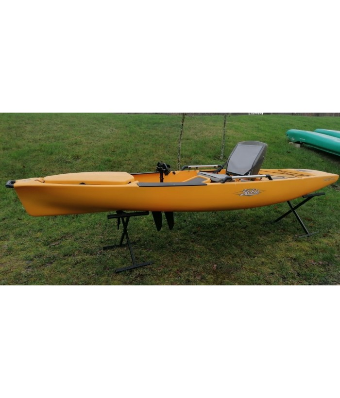 Solo fishing kayak HOBIE MIRAGE PRO ANGLER 14 (2012)