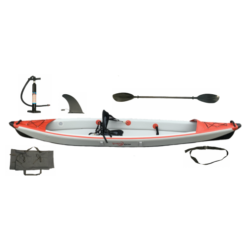 Inflatable single kayak DS-390