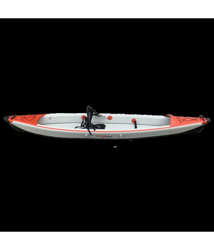 Inflatable single kayak DS-320