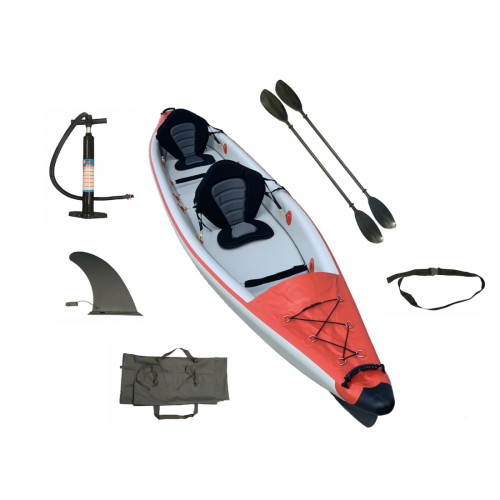 Inflatable tandem kayak DS-471