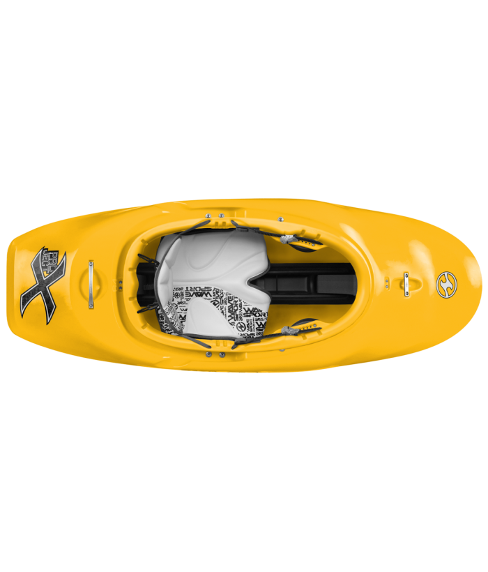 WW kayak WAVESPORT PROJECT X 64 WHITEOUT